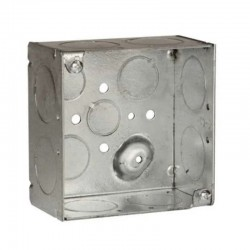 Raco 233 4 in Welded Square...