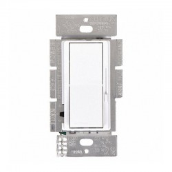 Lutron DVSTV-WH Concealed...