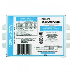 Advance 42 Watt 2 Lamp CFL...