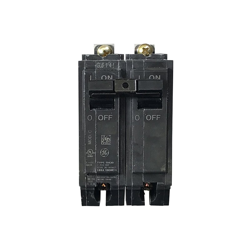 General Electric 30A 2 Pole Bolt-on Type THQB Circuit Breaker