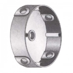 Four Round Metal Box with 5...