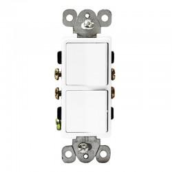 Enerlites 62834-W 15A White...