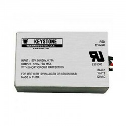 Keystone KTET-75-2-SCP-RJS...