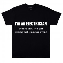 Ultra Cotton Electrician...