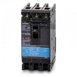Siemens ED43B025 3-Pole 25A...